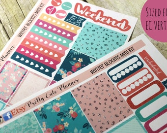 Planner Stickers - Weekly Planner stickers - Erin Condren Life Planner - Happy Planner - Day Designer- Winter Bloom - spring stickers