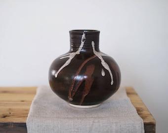 Ceramic Vase // Flower Vase // Decorative Vase // Handmade Vase // Rustic Ceramic Vase