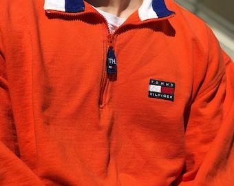 Vintage 90's Tommy Hilfiger Pullover