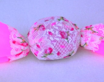 Bag lavender of Provence. Candy scent lavender for protection of the linen.