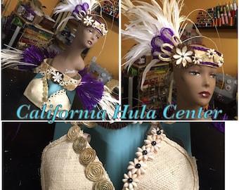 Tahitian Otea Costume