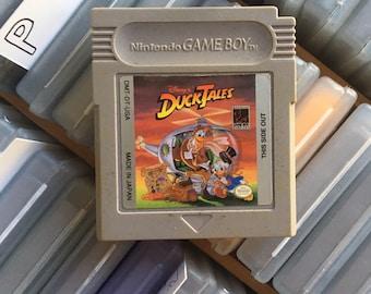 Gameboy Game: Ducktails