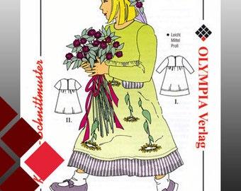 Patterns, 0618, Dress (1109)