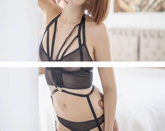 Mistress Body harness