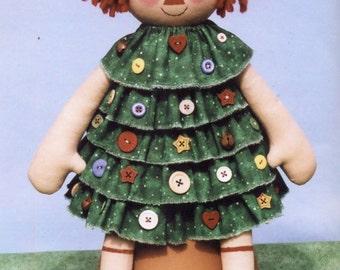 Primitive PATTERN Merry Christmas Annie