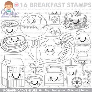 Fruit Digi Stamp