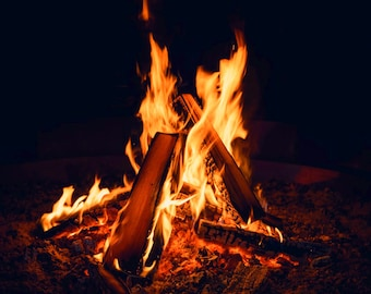 Natural Fire Starters - Set of 10