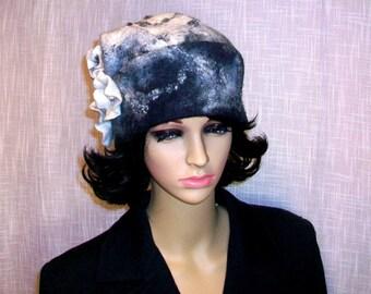 Felted hat.Women.