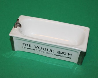 Vintage Dolls House The Vogue Bath By Allied The Bath Specialists