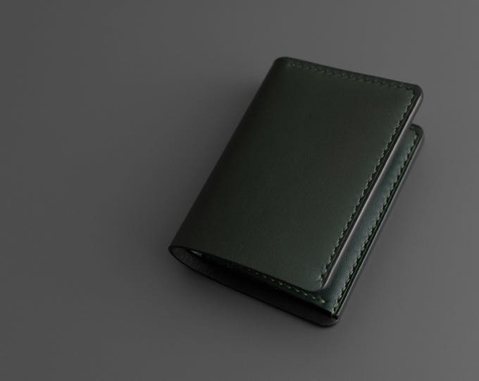 Hand Sewn Leather Wallet