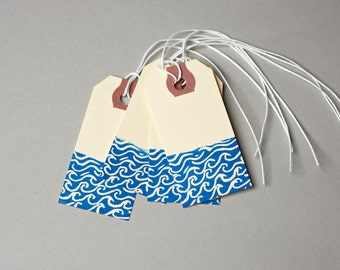 Waves - Gift Tags