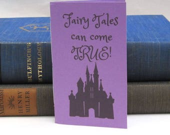 Small Fish Extender Fairy Tale Notebook / Journal / Sketchbook