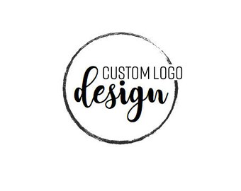 Custom Logo Design - Hand Lettered and Hand Painted