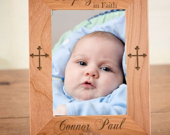 Baptized Faith Frame