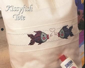 Cross Stitch Pattern Kissing Fish