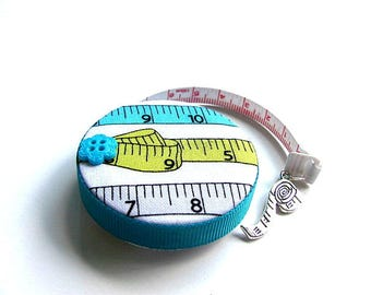 Tape Measure Fabric Retractable Measuring Tape