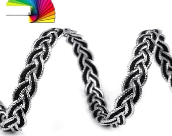 3 M Metallic Gimp Braid Trim