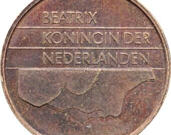 1968 Niederlande Münze