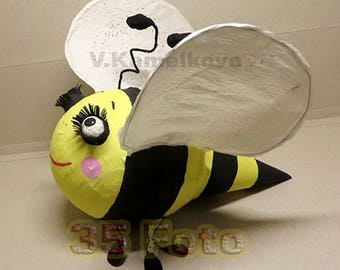 master class for making piñata bees