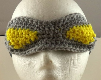 Crocheted Goggles Headband - The Scientist (prototype) (SWG-HH-GGSCIT01)