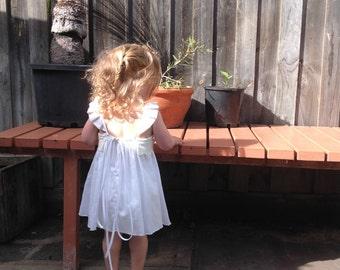 Phoebe Flower Girl Dress - Flower Girl Dress