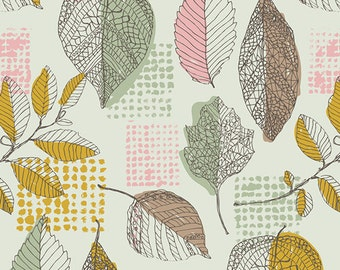Sketchbook by Sharon Holland for Art Gallery Fabrics - Framework Golden (SBK-37207) - 1 yard