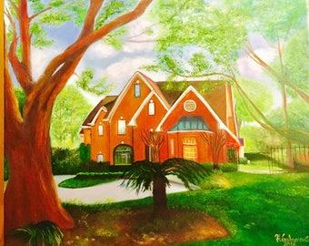 Homes & Landmarks