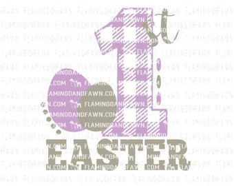 My first easter svg, 1st easter svg cutting files, 1st easter boy svg, 1st easter girl svg files, first easter svg files, first easter girl