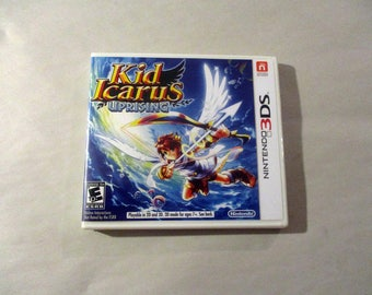 Kid Icarus Uprising Custom 3DS Case (***NO GAME***)