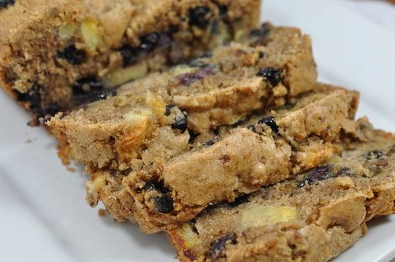Blueberry Zucchini Bread Homemade bread, Handmade Moist Delicious Zucchini bread
