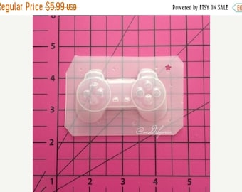 ON SALE Controller 2 flexible plastic resin chocolate soap mold