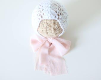Newborn girl hat - Baby girl hat - Photo prop hat - Baby hat - Photo props - Newborn hat - Baby girl - Baby props - Photography prop - Props