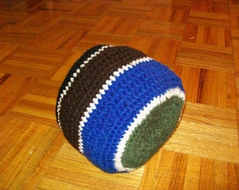 Earth Brother Sports, Crochet Cap