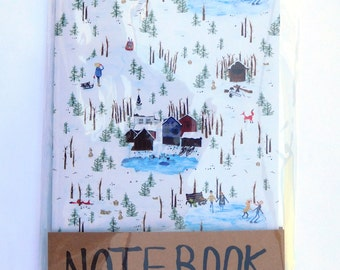 A5 Nordic Notebook