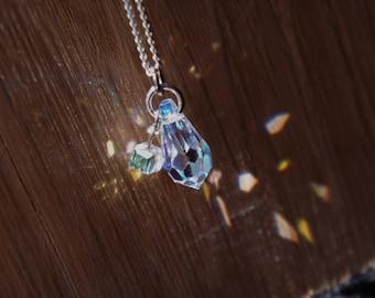 ACCESSORY - Swarovski Tear Drop Crystal