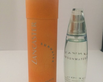 Sunwater by Lancaster Eau de Toilette Spray 1oz/30ML For Women