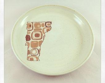 It's that Vermont Dessert Plate