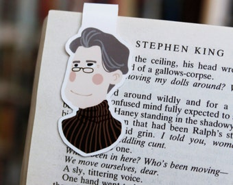Stephen King Bookmark