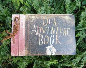 UP Inspired OUR Adventure Book