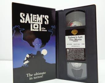 Salem's Lot VHS Tape