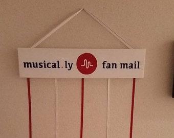 Hand Painted Custom Mail Board