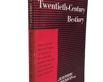 Science book Twentieth-Century Bestiary by Scientific American