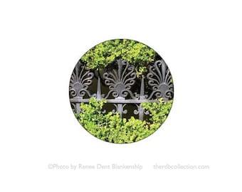 New Orleans Ironwork Stickers