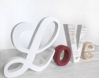 Written in Wood Love