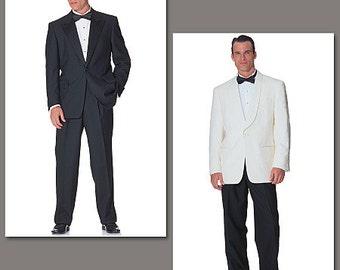 Vogue Pattern V2383 Men's Jacket & Pants