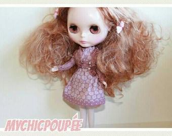 Blythe dress, dress, Rob Blythe, scale 1/6