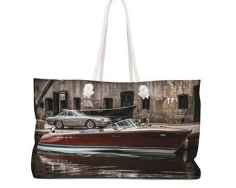 Riva Weekender Bag