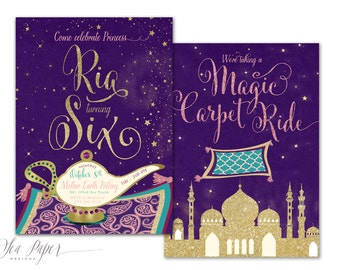 Aladdin birthday Etsy