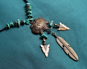 Tai Bai - necklace guardian of the mountain