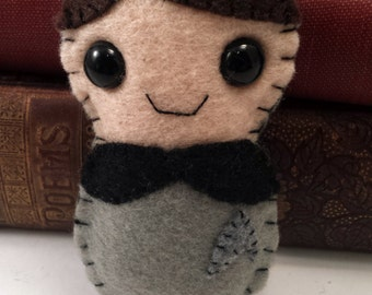 Wesley Crusher - Will Wheaton - Star Trek TNG plushie (made to order)
